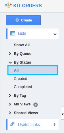 Status - All