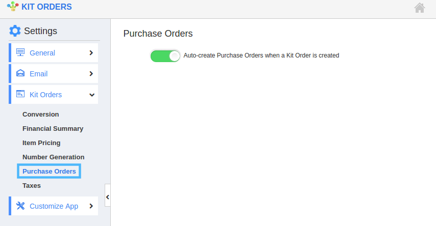 auto create purchase orders