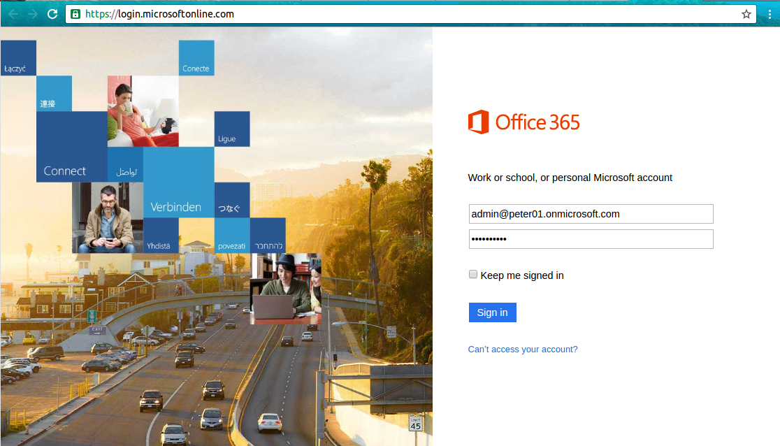 Sign In To Your Office 365 Account. Login
