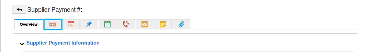 newsfeed tab