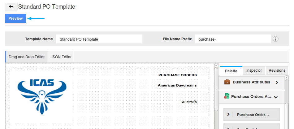 purchase order pdf template