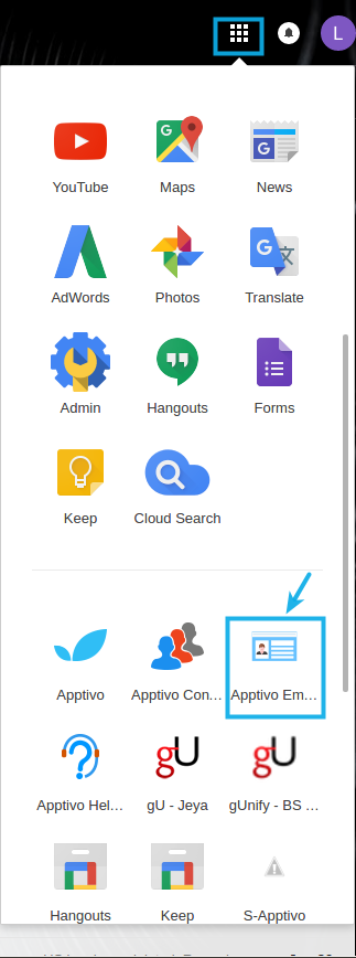 access employees app