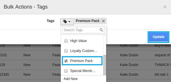 select tag