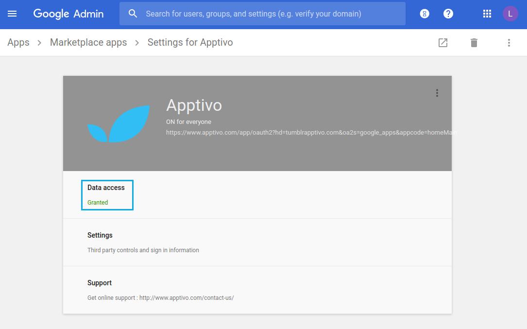 apptivo_setting_dashboard
