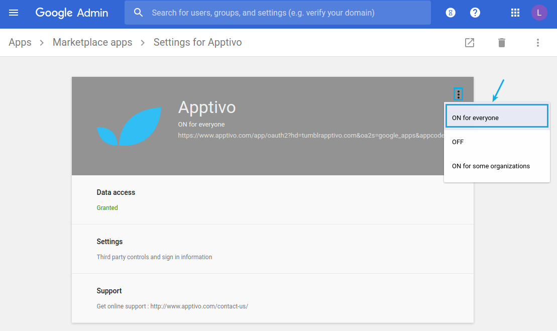 enable_app_access