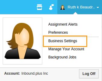 business settings