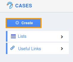create cases