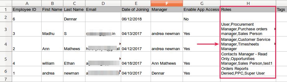 view employee roles in.xls