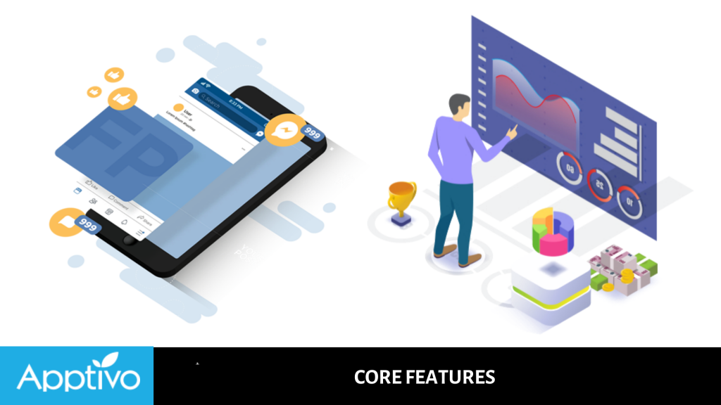 THE CORE FEATURES