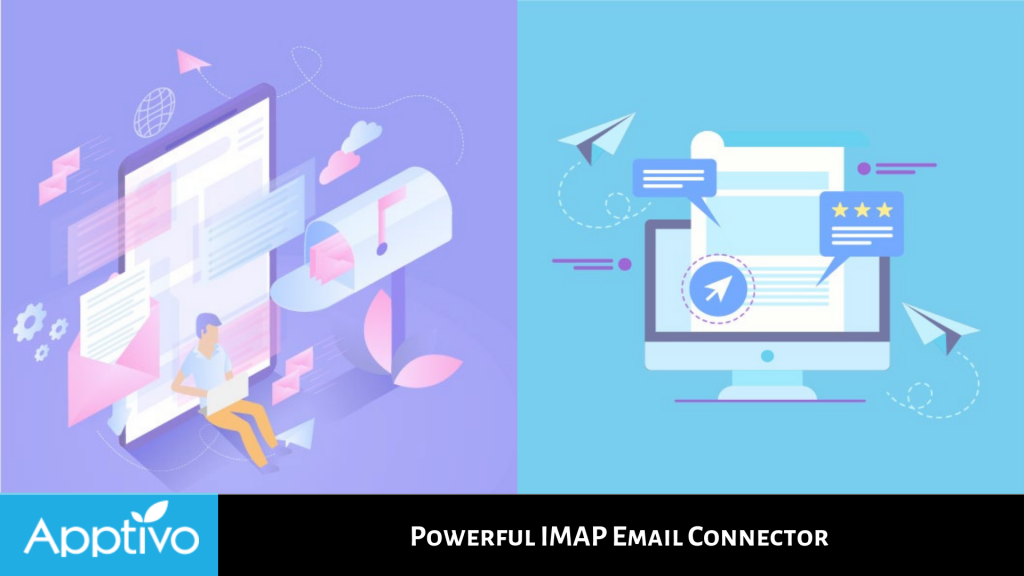 Powerful IMAP Email Connector