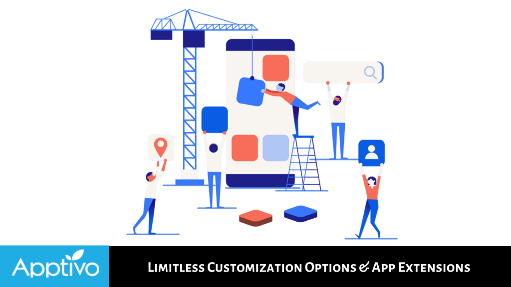 Limitless Customization Options & App Extensions