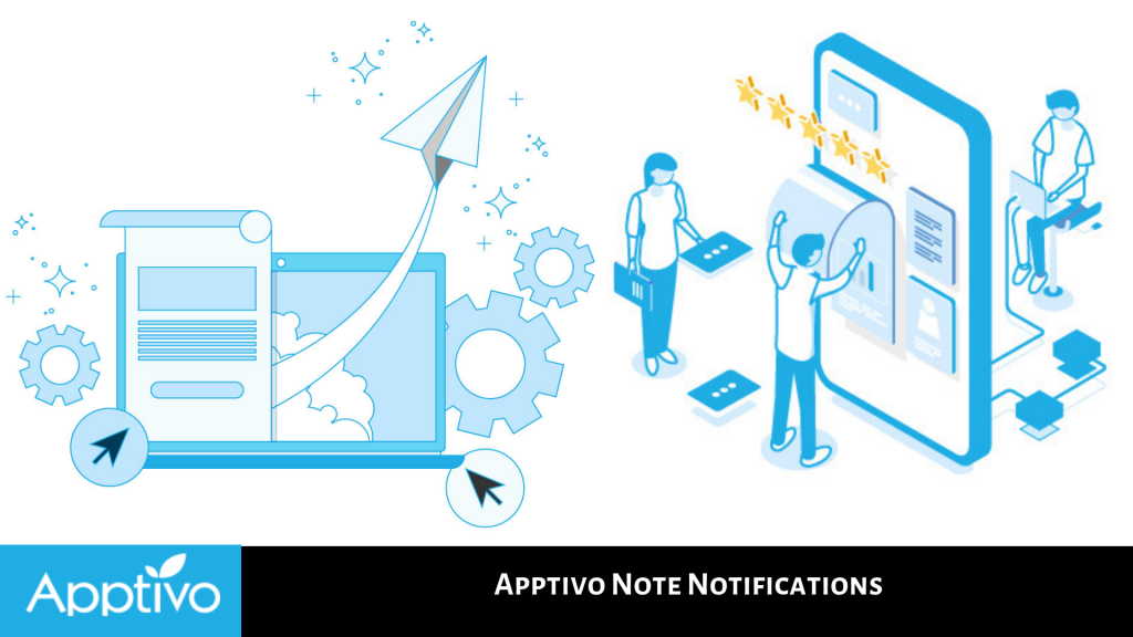 Apptivo Note Notifications