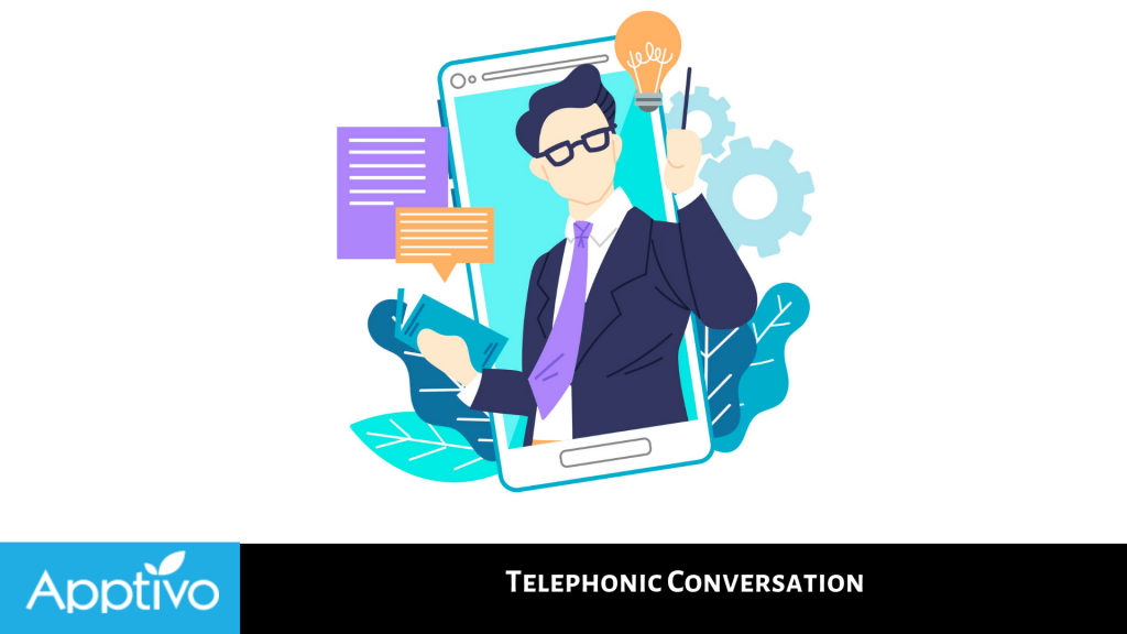 Telephonic Conversation