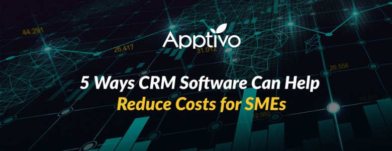 CRM Software reduce costs for SMEs
