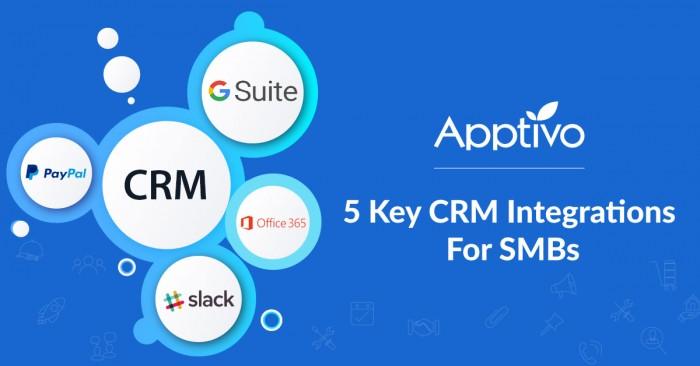 5 Key CRM Integration