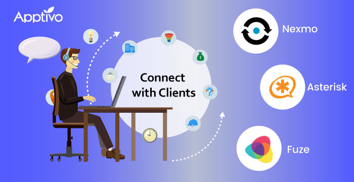 Connect With Clients