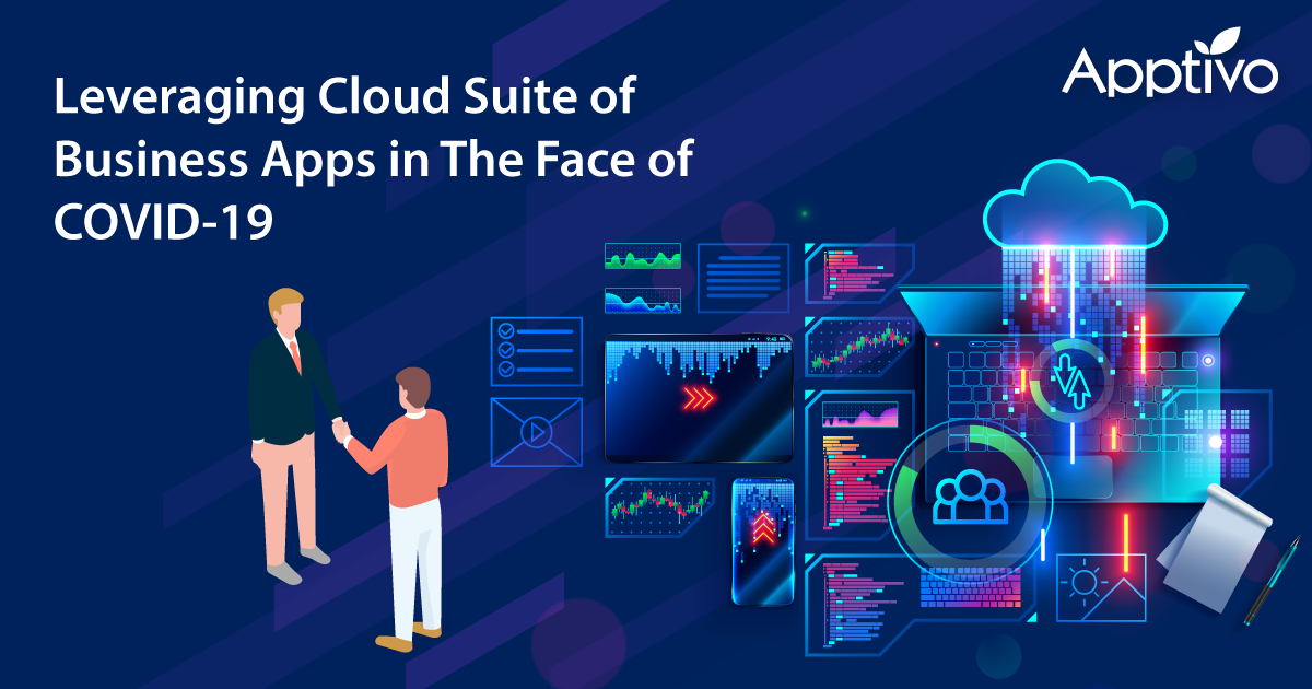 Leveraging Cloud Suite of Business Apps