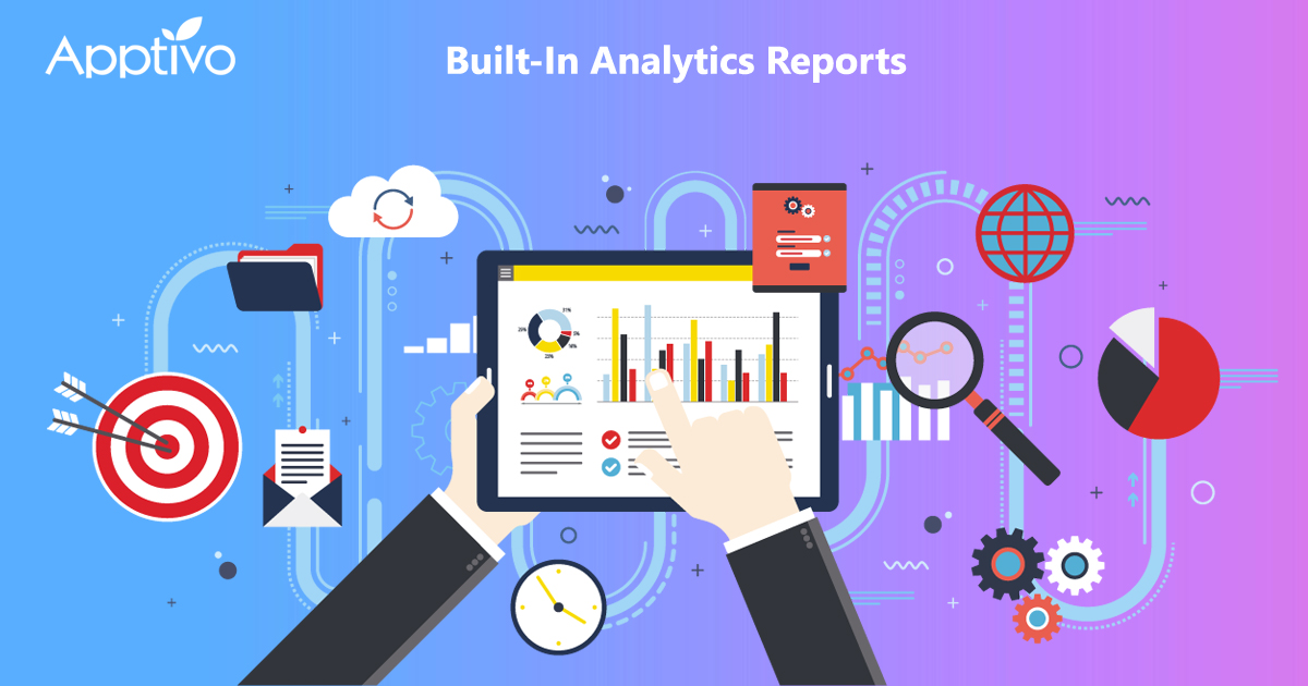 Built-In Analytics Reports