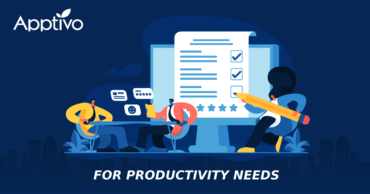For Productivity Needs