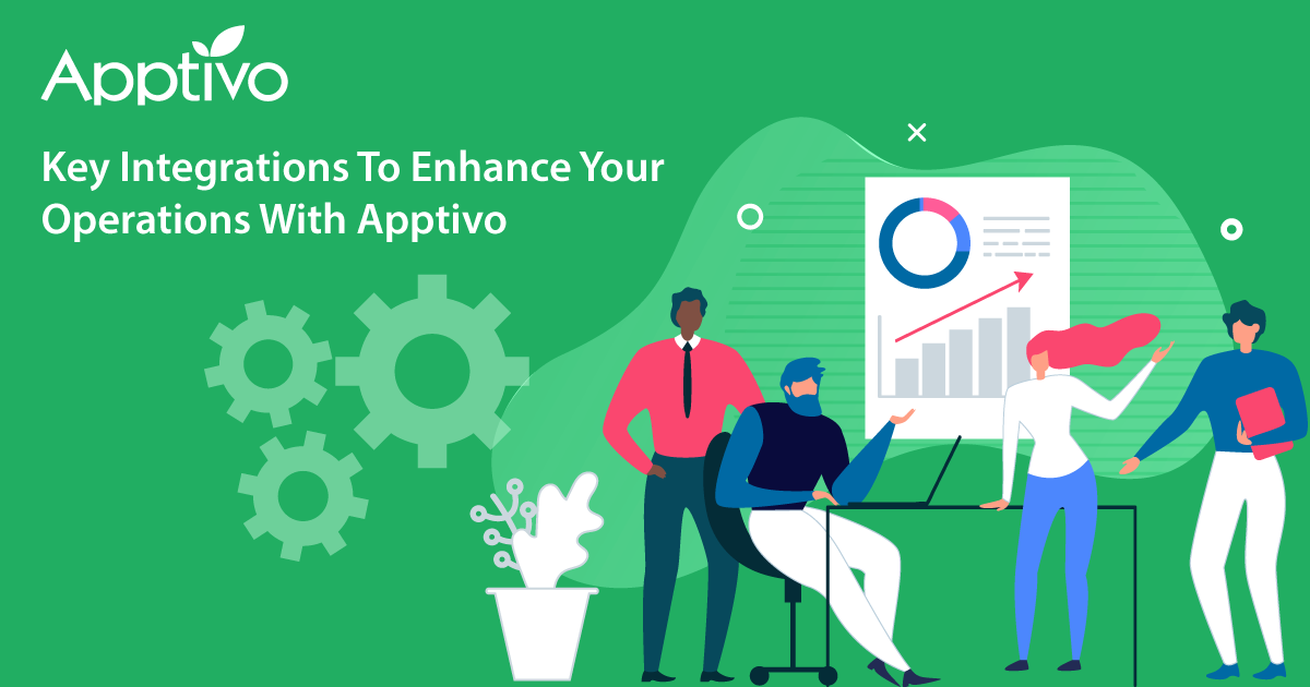 Key Integrations To Enhance Your Operations With Apptivo