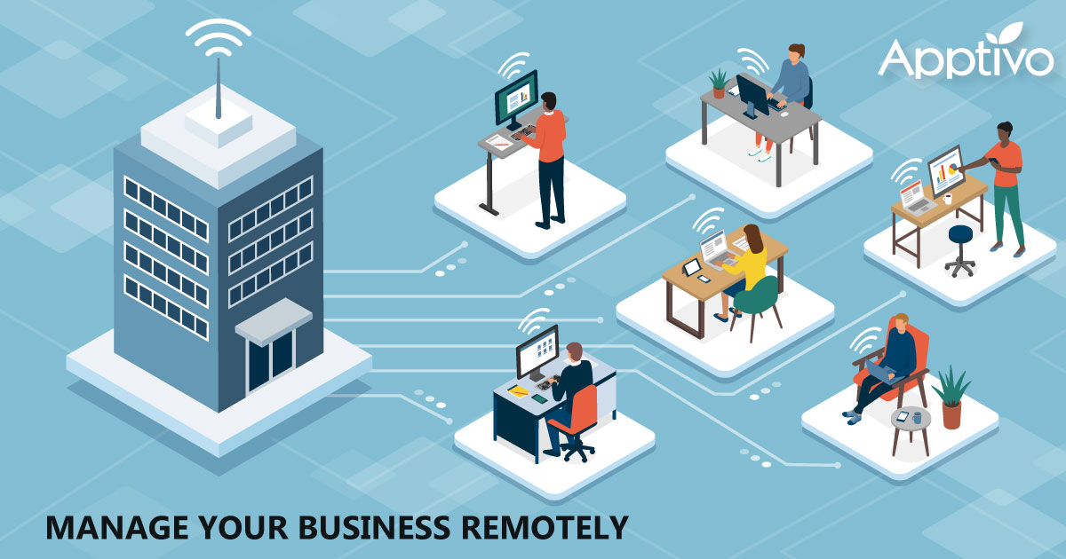 Manage Your Business Remotely