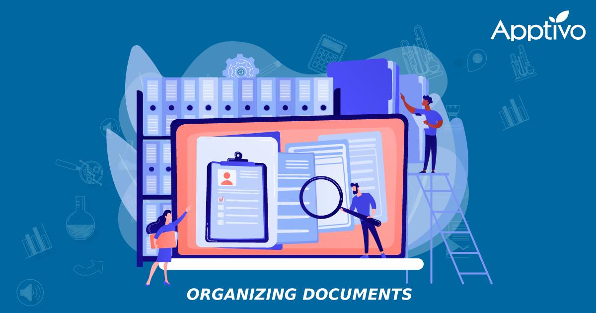 Organizing Documents