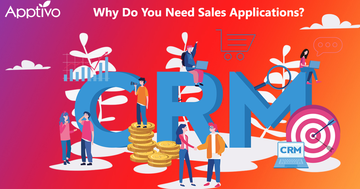 Why Do You Need Sales Applications?