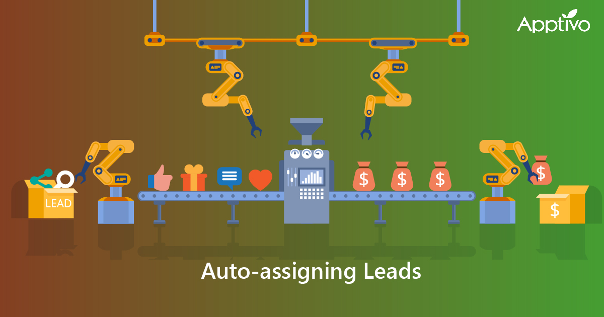Auto-assigning Leads