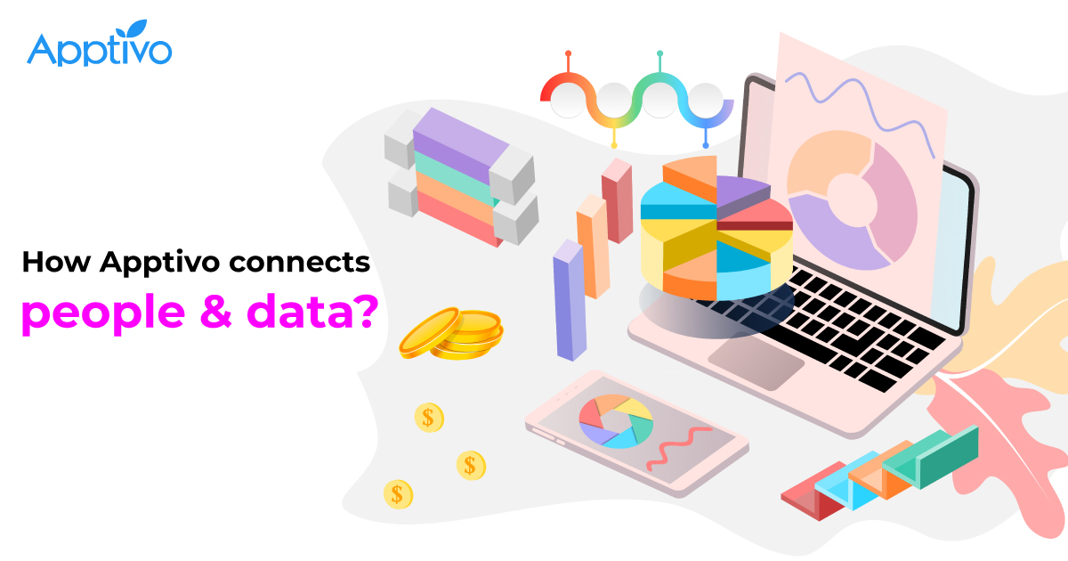 How Apptivo connects people & data