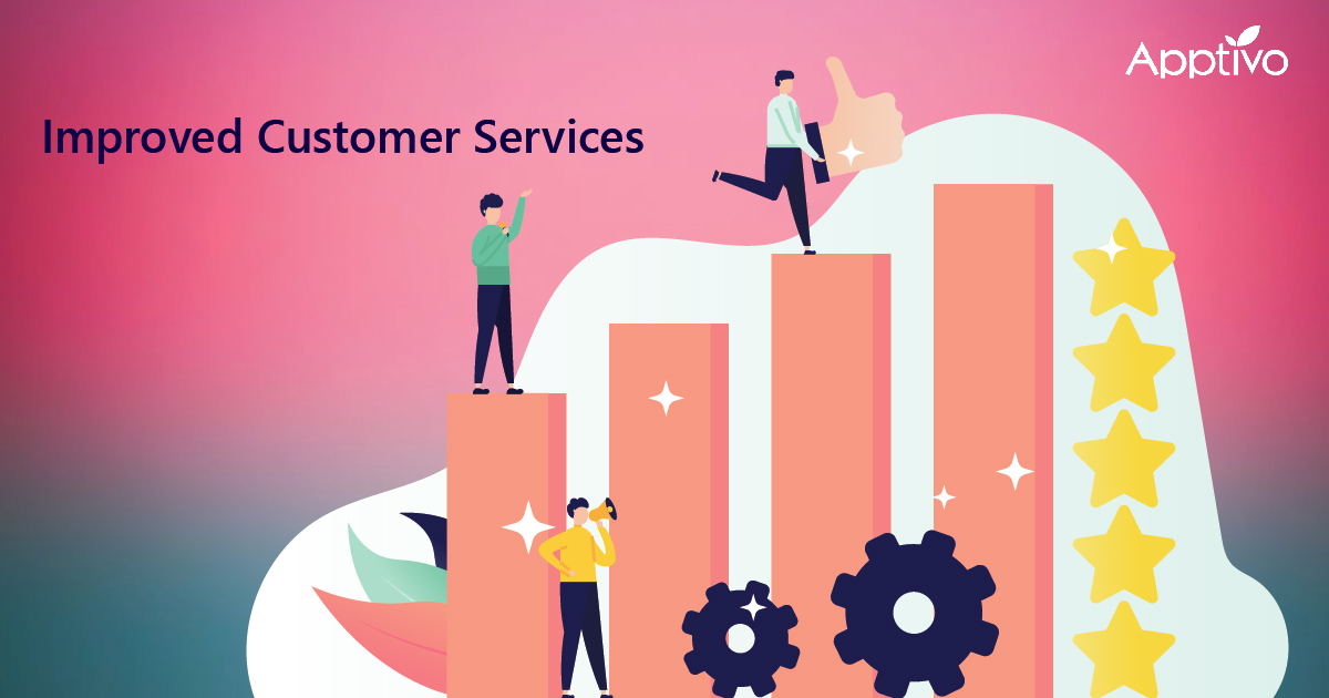 Improved Customer Services