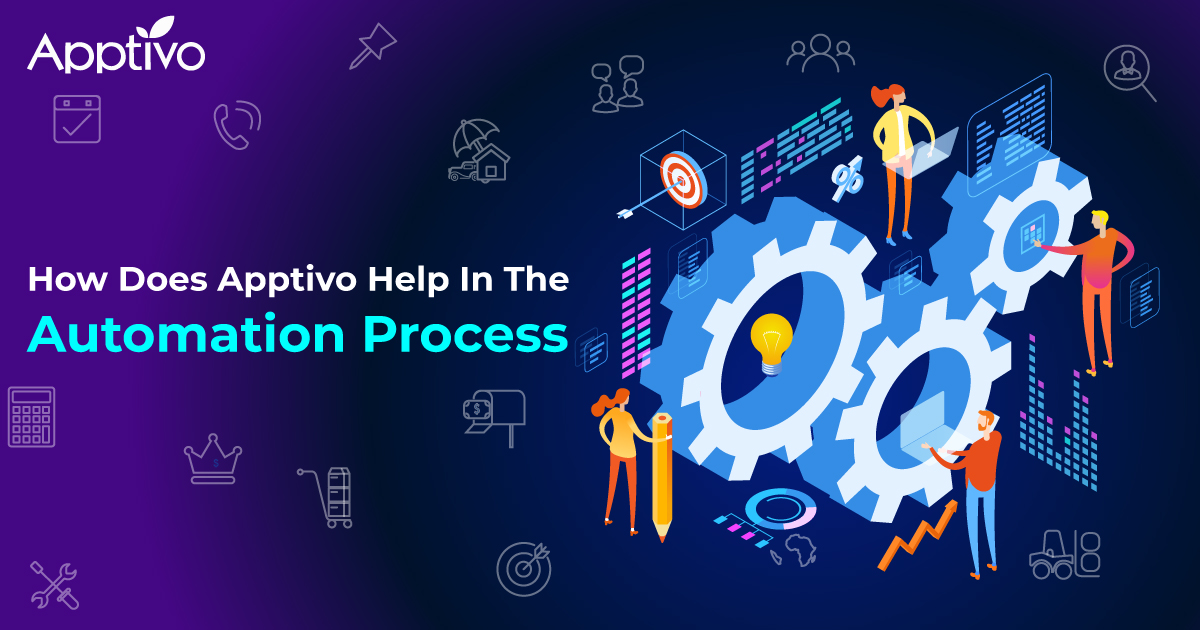 Apptivo Help In The Automation Process
