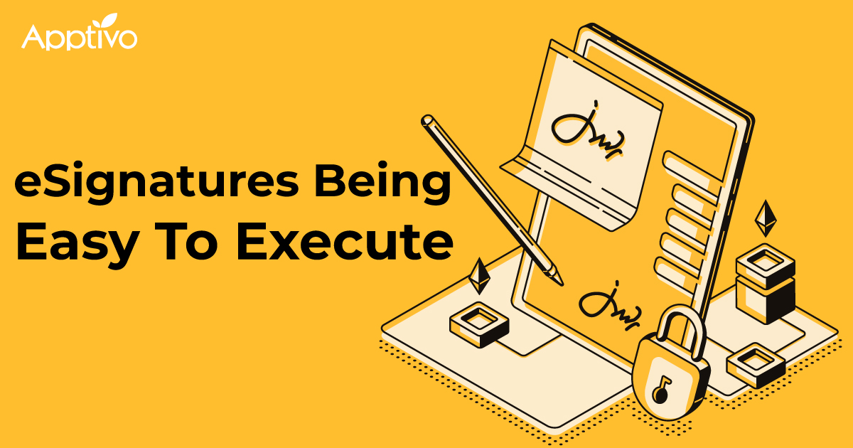 eSignatures Being Easy To Execute