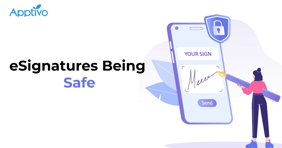 eSignatures Being Safe