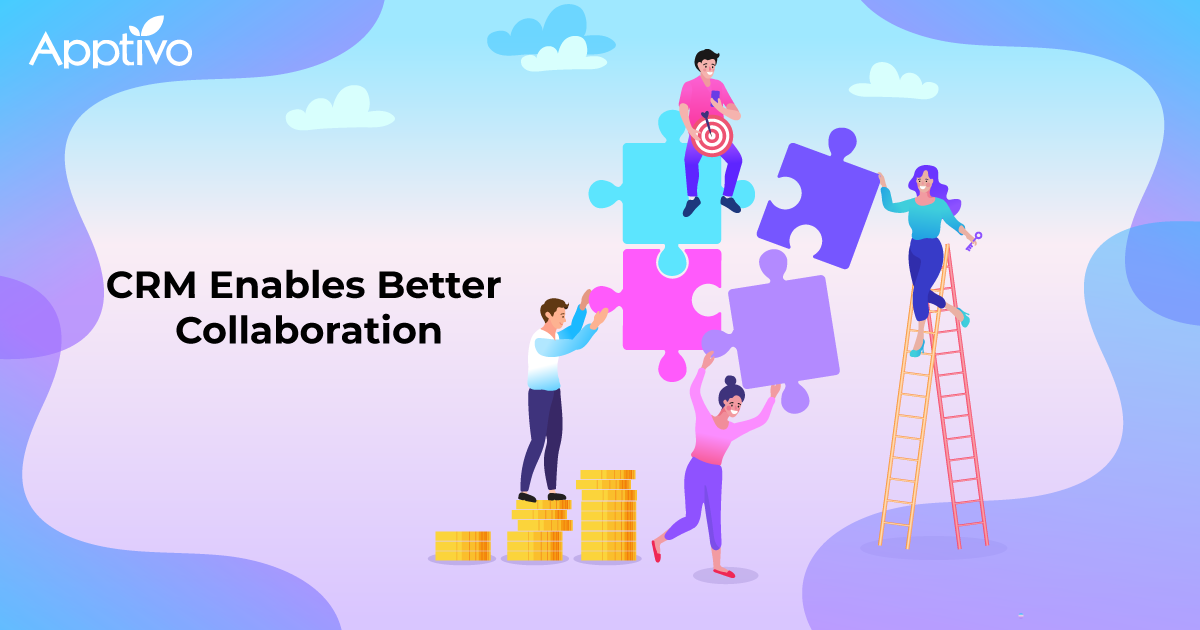 CRM Enables Better Collaboration