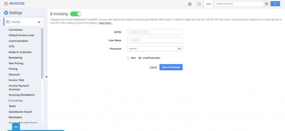 E-Invoicing Exclusive for India