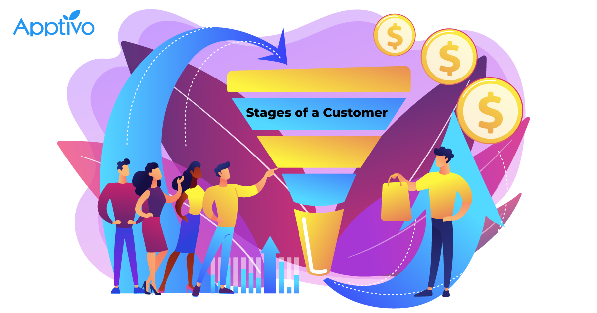 Stages of a Customer