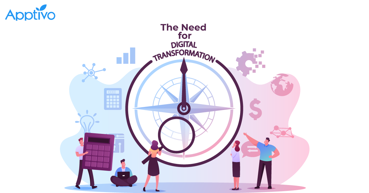 The Need for Digital Transformation