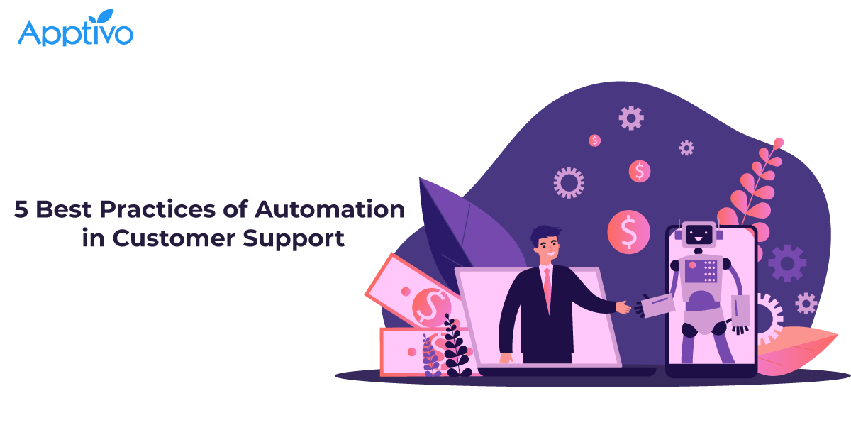 5 Best Practices of Automation in Customer Support