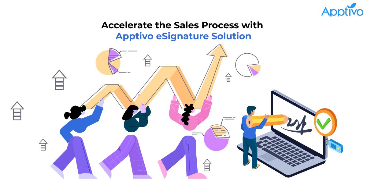 Accelerate the Sales Process with Apptivo eSignature Solution