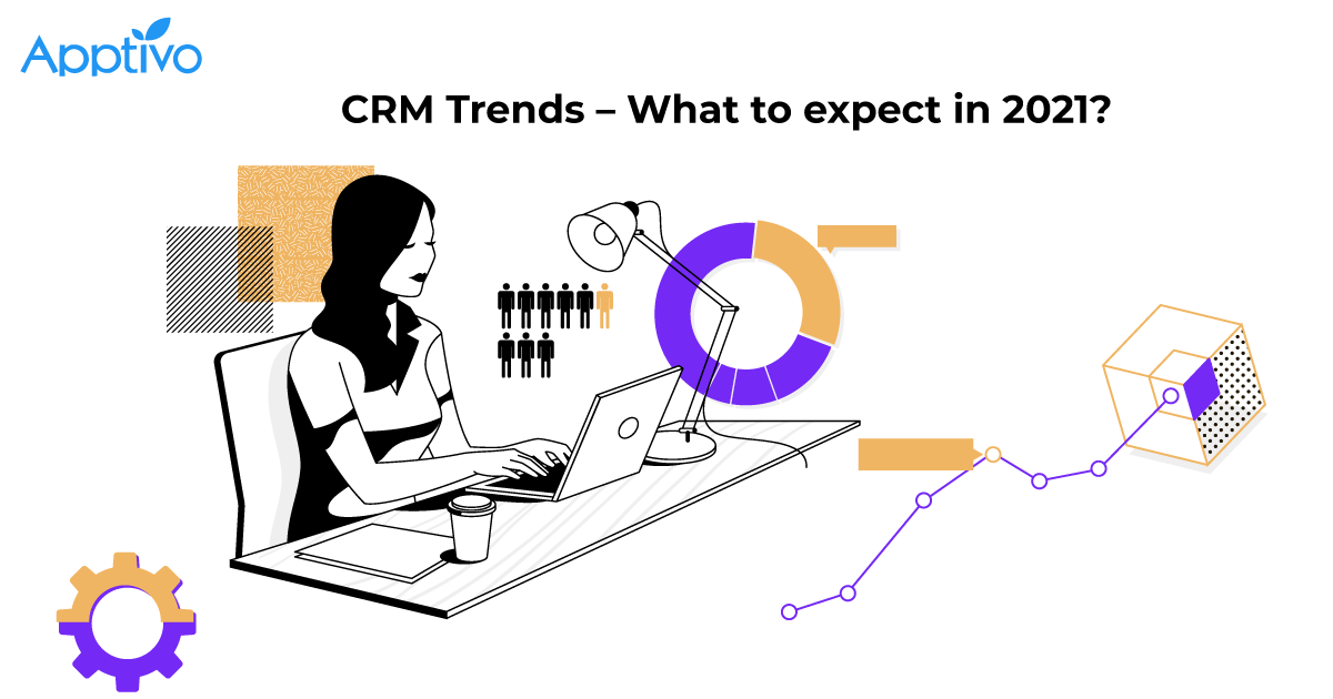 CRM Trends – What to expect in 2021?