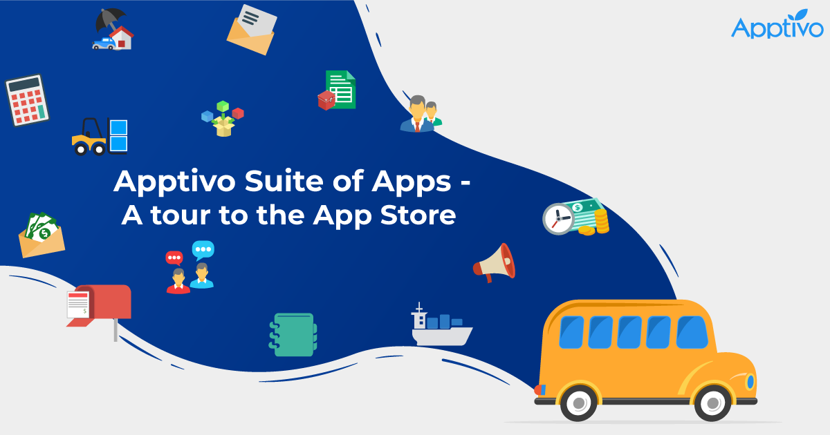 Apptivo Suite of Apps - A tour to the App Store