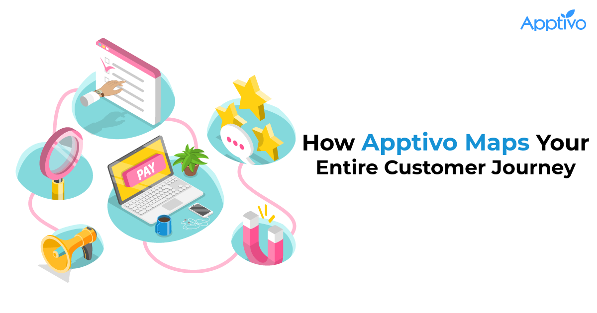 How Apptivo Maps Your Entire Customer Journey