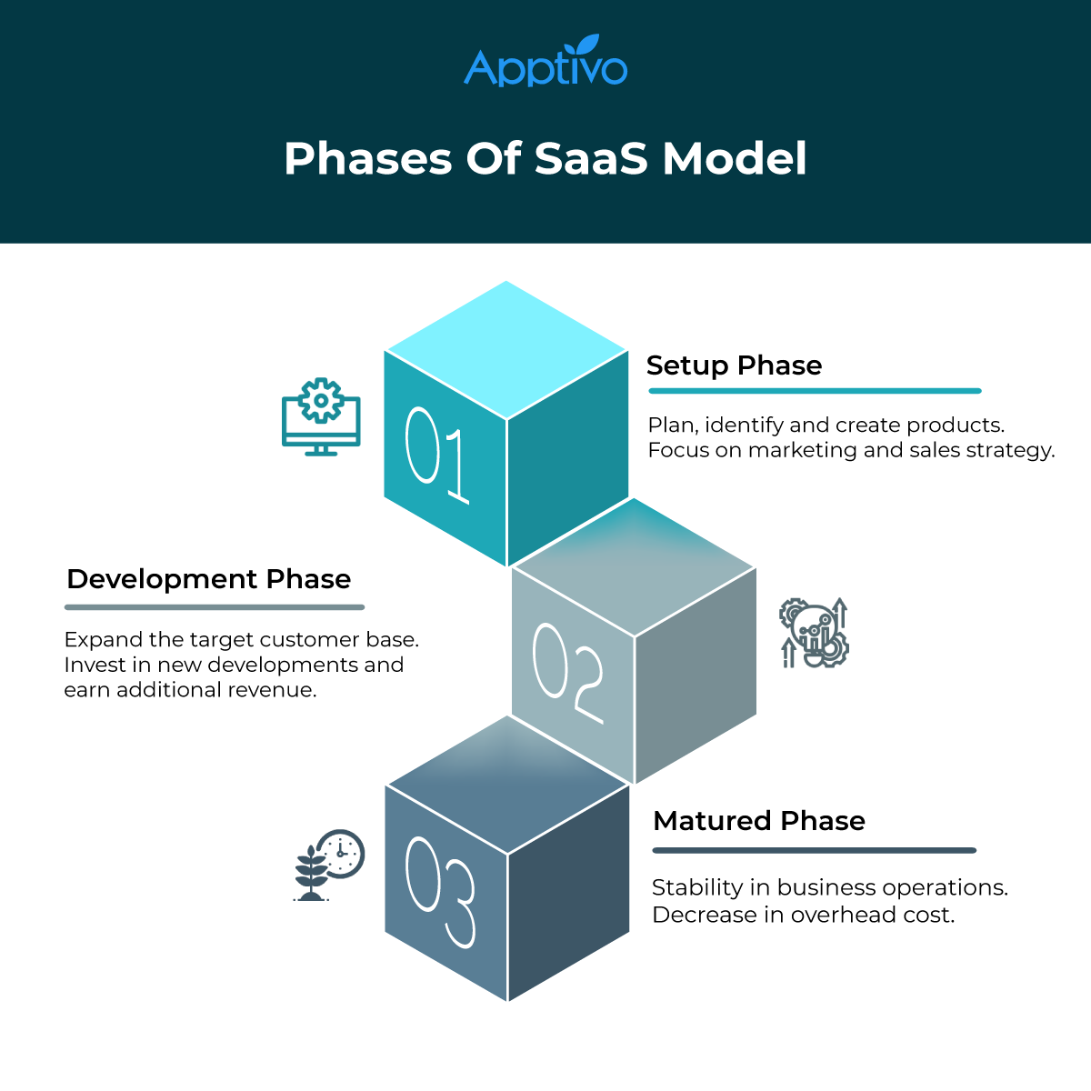 Most important aspects of SaaS