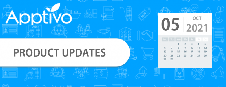 Product Updates oct5